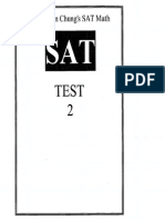 SAT II Math Level 2 Subject Test Notes: Trigonometric Functions