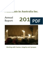 PIA Annual Report 2014