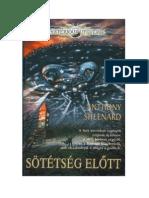 Sheenard Anthony-Sötétség Előtt