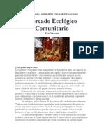 Mercado Ecológico Comunitario