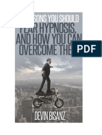 5 Reasons You Should Fear Hypnosis