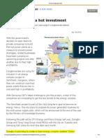 A1 Dongbu Green Power 6000MW Plan
