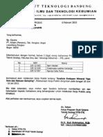 surat KP