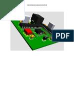 Circuitos y Pistas de La Placa Simulados en Proteus