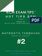 Majlis Guru Cemerlang Exercise P1+P2+Skema B