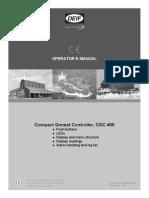CGC 400 Operator's manual 4189340787 UK_2013.10.24