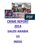 Saudi vs India