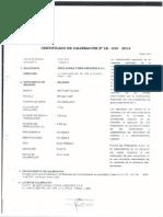 Especificaciones técnicas IDAT