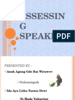 Assessing Speaking3