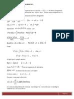 Ecuacion de Bessel y Sus Aplicaciones