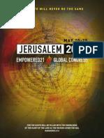 Przewodnik Do Globalnego Kongresu Zielonoświątkowo- Charyzmatycznego- Jeruzalem 2015
