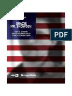 Grazie Mr Snowden PDF