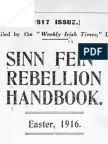 Irish Times - 'Sinn Fein Rebellion Handbook, Easter 1916' (1917)