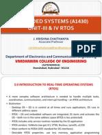 UNIT-3 & 4 EMBEDDED SYSTEMS (A1430) RTOS.pdf