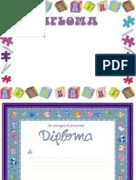 Diplomas Fin de Curso 2014
