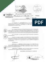 Directiva de Austeridad_y_racionalidad Mpc 2009