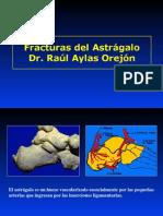05- Fracturas Del Astragalo