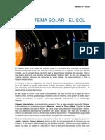 Astrología - Modulo 3 - El Sol