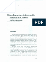 Paper de Gestion de conocimiento