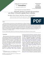 Altas Presiones - Promover Peptidos Bioactivos Ovoalbúmina