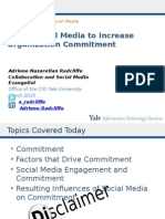 Social Media Strategies to Strengthen Organizational Commitment  (261636635)