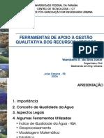 Gestão Qualitativa de Recursos Hídricos (apresentação).pdf