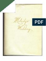 1948-Jean Wyatt's Wedding Book