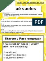 Diet - Soler