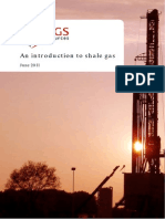 An introduction to shale gas