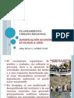Zonificación Económica Ecológica