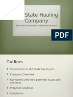 Mid State Hauling Co.