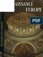 Renaissance Europe (Buildings of Europe - Architecture Art eBook)
