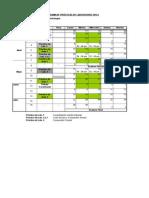 Cronograma 2015 Suelos II