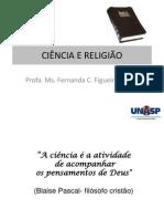 AULA 1 Ciência e Religião