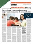 Cuaderno Orientación Educativa - Magisterio - Marzo de 2015