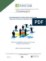 Información Entrenamiento  Descubrir DARCON