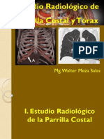 Estudio Radiológico Del TX y Pc