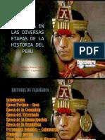 Cajamarca en Las Diversas Etapas de La Historia