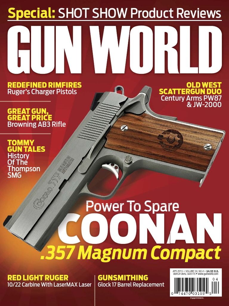 G W April 2015 Telescopic Sight Handgun Mosin Nagant Monte Carlo Rifle Stock Gunsmith Cleaning Parts Diagram