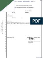 Grisman et al v. YouTube, Inc. et al - Document No. 7