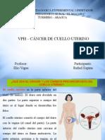 Cancer Del Cuello Uterino UPEL