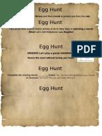 Egg Hunt_new York Qg