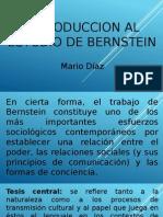 Introduccion Al Estudio de Bernstein