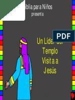 41 Un Líder Del Templo Visita a Jesús