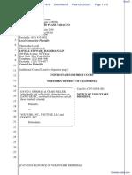Grisman et al v. YouTube, Inc. et al - Document No. 8