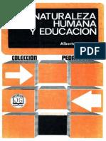 Alberto L. Merani - Naturaleza Humana y Educacion