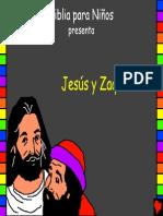 53 Jesús y Zaqueo
