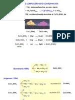 Quimica Inorganica FIQT Complejos