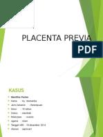 Presus Placenta Previa