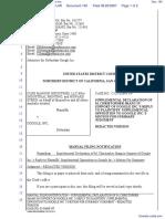 CLRB Hanson Industries, LLC et al v. Google Inc. - Document No. 160